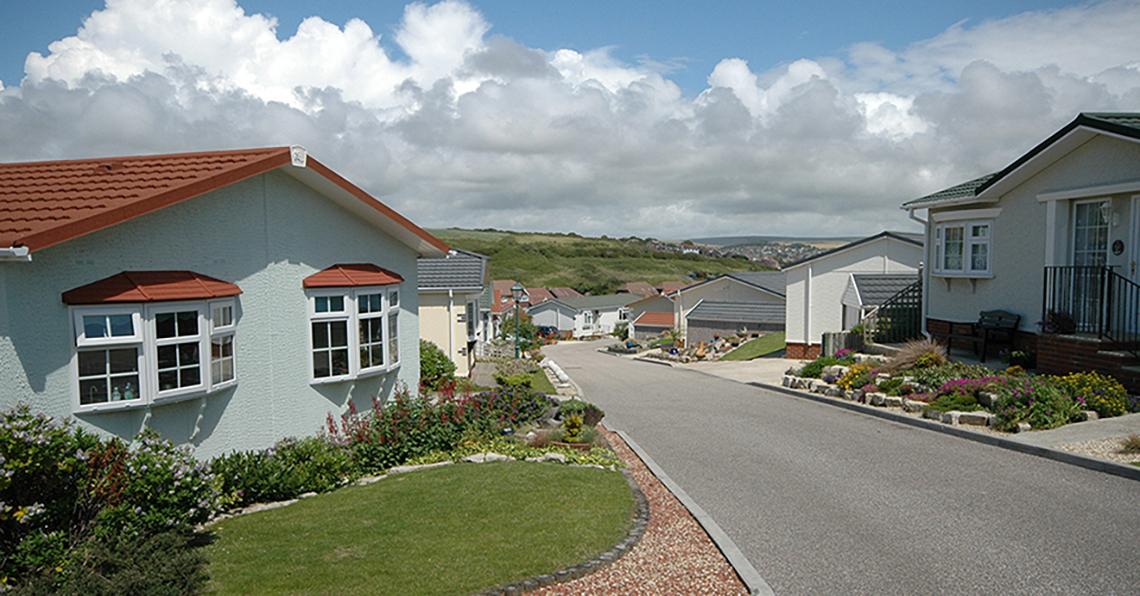residential park community