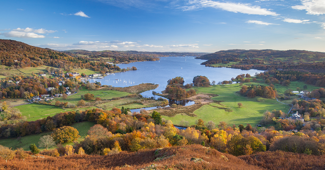 lake district residential parks