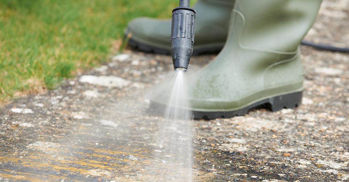 park home maintenance services