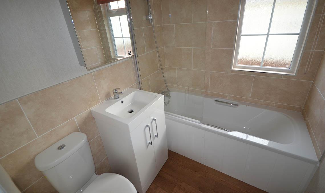 Park Home Bathroom