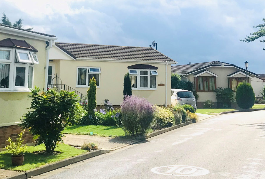 Over 50s Park Homes