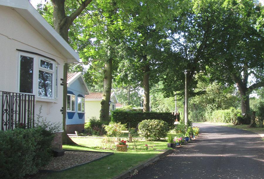 Over 50's Residential Park