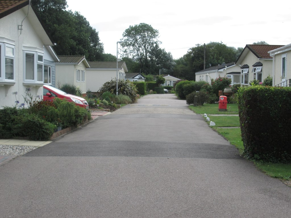 Over 50's Park Homes