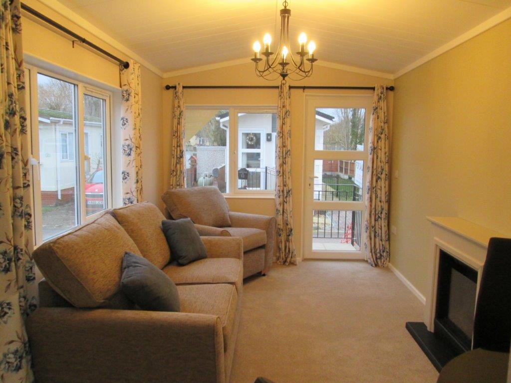 Residential Park Home Living Room