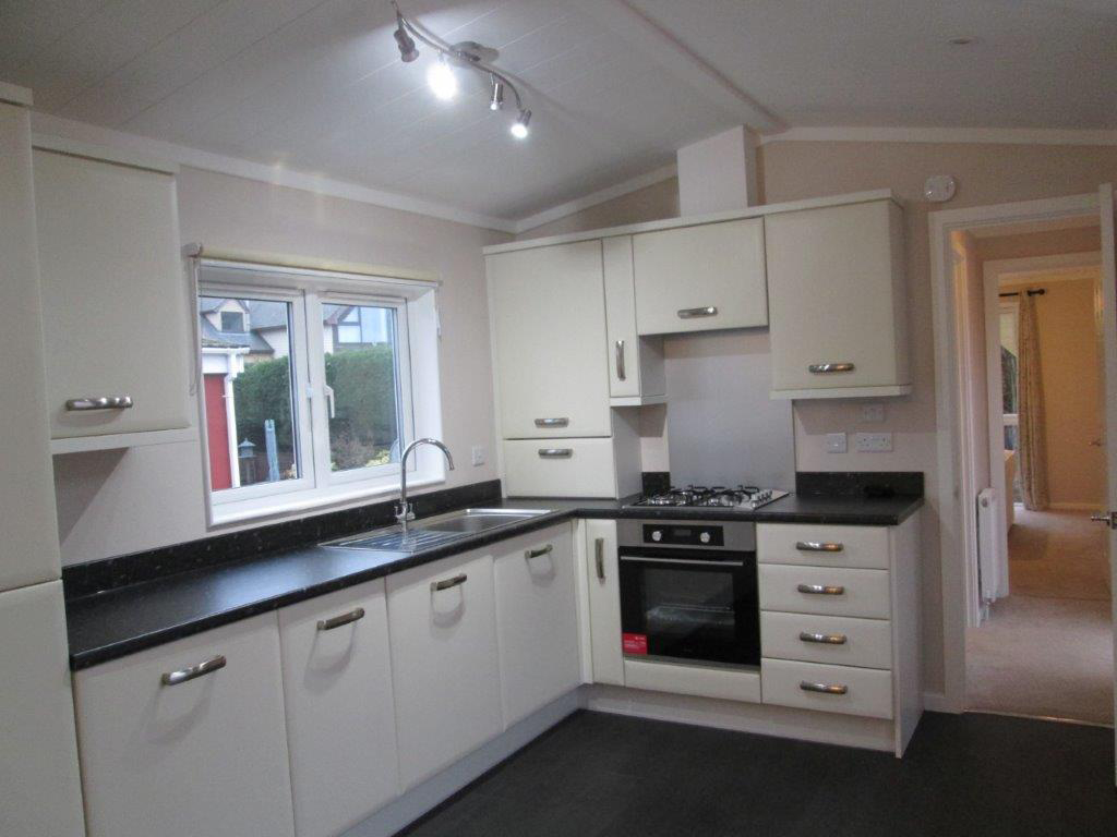 Open Plan Kitchen Space