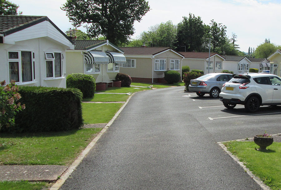 Over 50's Residential Park
