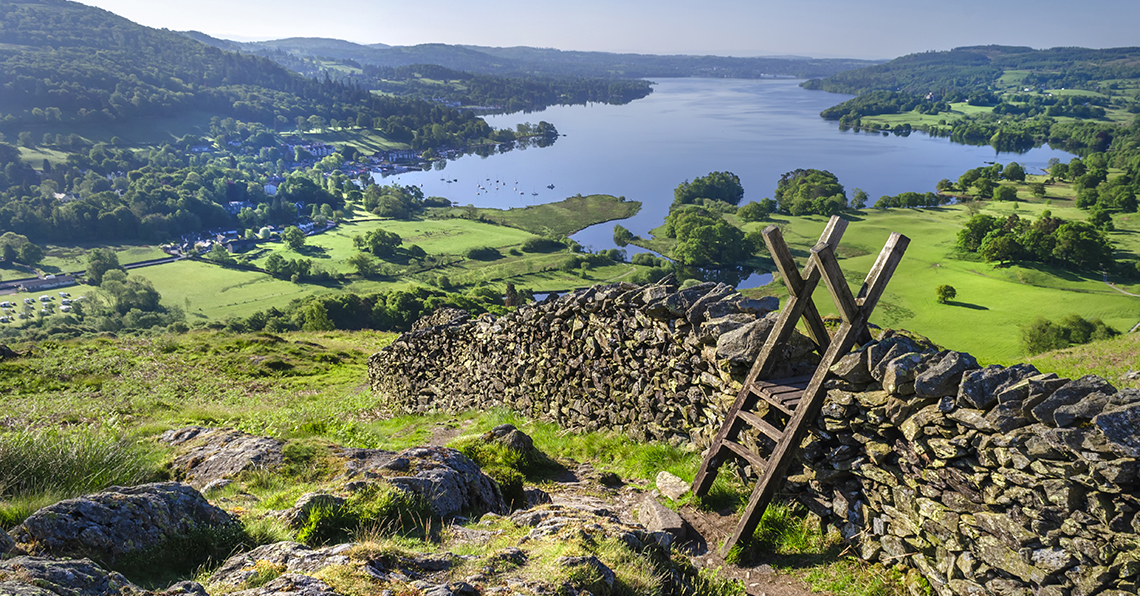 5 of the best parks for country walks