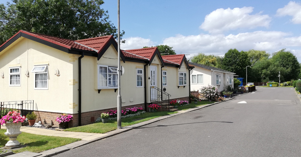 residential park homes