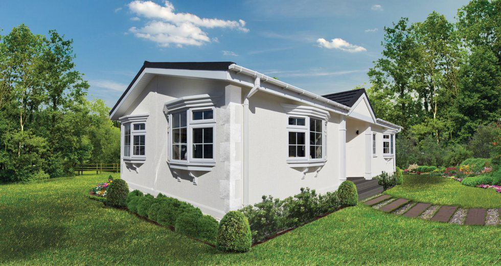 Luxury Residential Park Home