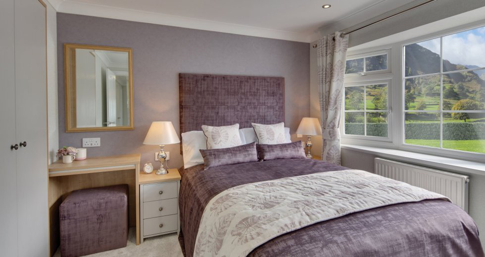 Beautiful Light Bedroom