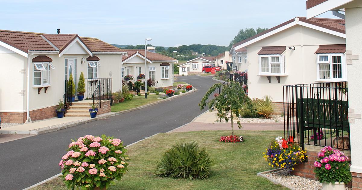 residential park open days