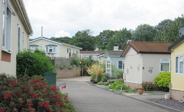 Residential Park In Kent